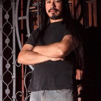 Luis Arenas (guitar) 2009