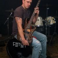 Jason Antill (bass) 2010