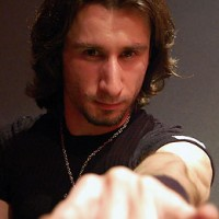 Lefteris Vourliotis (guitars) 2008
