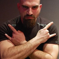 Michail Vlavianos (guitars) 2008