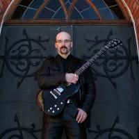 Henrik Högl (vocals and guitars) 2010