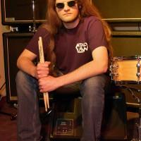 Ingo Creß (drums) 2008