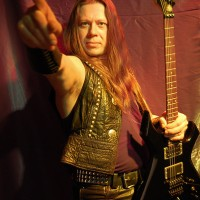 Karsten Degling (vocals, guitars) 2008