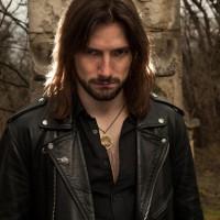 "Wolfgang ""Wulfgar"" Elwitschger (vocals and guitars) 2016"