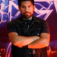 Rodrigo Contreras (vocals) 2017